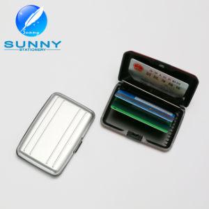 Multi Color Metal Credit Card Case, Aluma Card Wallet pictures & photos