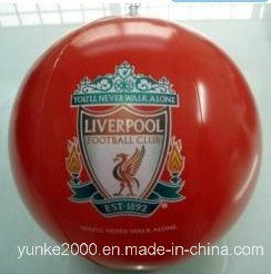 Printed PVC Beach Ball for Promotion, Party, Event (CB 1005)