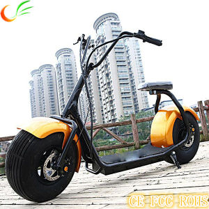2016 See V City Coco Electric Motorcycle 60V 12ah Electric Scooter pictures & photos