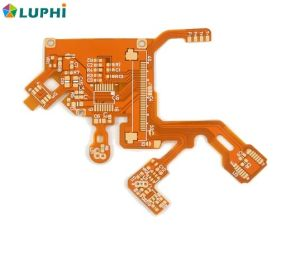 OEM High Quality 1 Layer Flexible PCB Single Layer FPC (MIC0470) pictures & photos