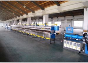 Rubber Strips Seals Extrusion Vulcanization Machinery Line pictures & photos
