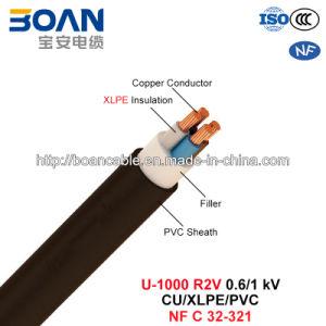 U-1000 R2V, Power Cable, 0.6/1 Kv, Cu/XLPE/PVC (NF C 32-321) pictures & photos