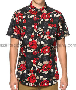 Sublimation Printed Casual Blouse (ELTDSJ-287) pictures & photos