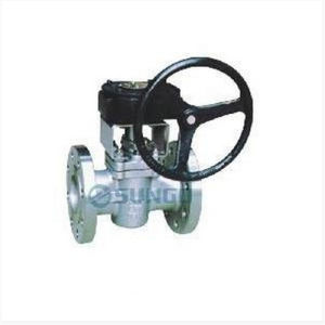 Sleeve Type Soft Sealing Plug Valve pictures & photos