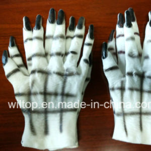 Halloween Soft Rubber Monster Gloves (PM247) pictures & photos