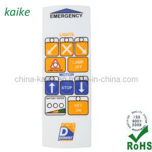 Bi-Color Membrane Switch Keypad pictures & photos