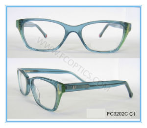 New Brand Acetate Eyewear Optical Frame pictures & photos