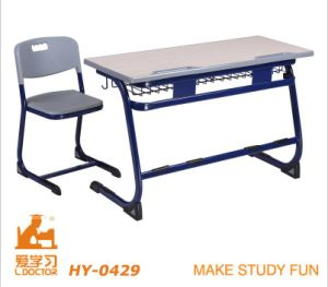 School Furniture Plastic Tables and Chairs Sets pictures & photos