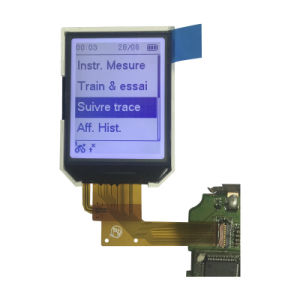 Cog 128*160 Graphic LCD Module pictures & photos
