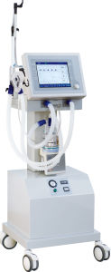Hospital Use PA-900b Transport Medical Ventilator pictures & photos