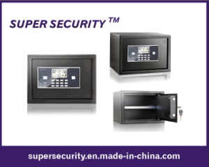 Electronic Double Insurance Password Safe for Office /Home (SJJ33) pictures & photos