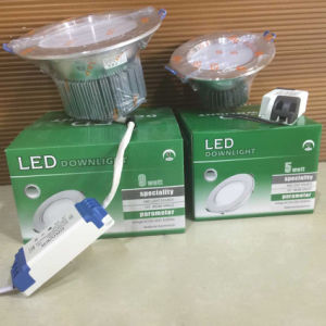 High Quality SMD5730 5W LED Ceiling Downlight with CE &RoHS pictures & photos