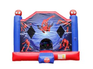 Spiderman Inflatable Jumping Bouncer Chb741 pictures & photos