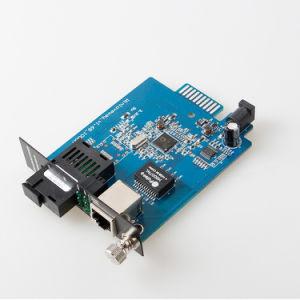 Gigabit Card-Type Media Converter pictures & photos