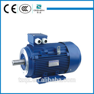 durable Y2 series 2.2 kw 3 phase AC induction electric motor for fan pictures & photos