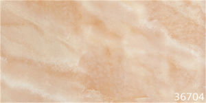 Building Material Marble White Porcelain Exterior Wall Tiles/Floor Tiles (300X600mm) pictures & photos