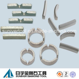 Professional Quality Diamond Segment for Re-Tip pictures & photos