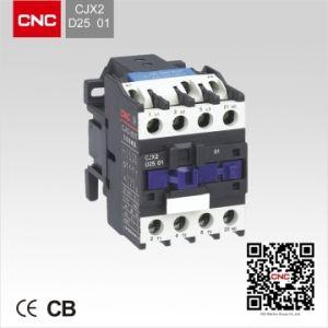 LC1-D09 (CJX2-D) AC50Hz 4p 3p Electrical Contactor pictures & photos