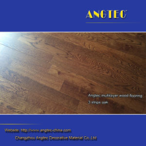 3 Strips Oak /Merbau / Birch Engineered Wood Floor pictures & photos