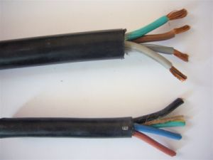 Heat Resist Rubber Insulated Power Wire pictures & photos