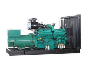Cummins Super Silent Diesel Generator 24kw/30kVA pictures & photos