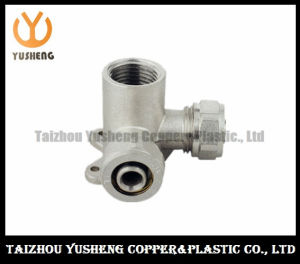 Female Forged Brass Compression Fitting for Aluminium Plastic Composite Pipe (YS3302)