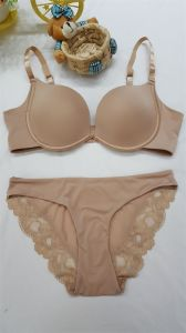 Wholesale Comfortable Seamless Bra and Panty in Stock (CS21126) pictures & photos