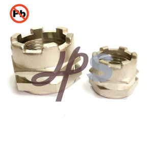 Lead Free Brass Male Thread PPR/CPVC Fitting Factory pictures & photos