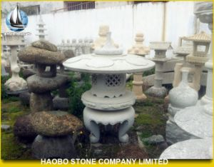 Japanese Garden Lanterns, Grey Stone Lanterns pictures & photos