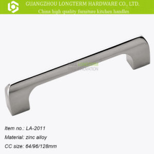 Shiny Chrom Plated Zinc Handle Furniture pictures & photos