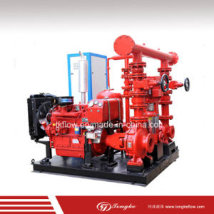 Fire Fighting Diesel Engine Centrifugal Water Pump (set) pictures & photos