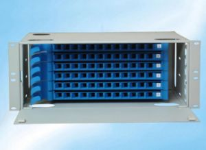 The Rack-Mounted Type ODF for 72 Ports pictures & photos