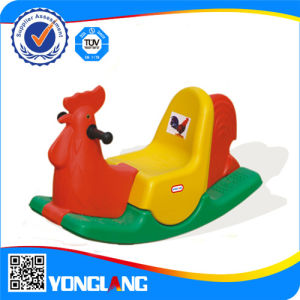Kids Modern Games Outdoor Playground Outdoor Spring Rocking Horse (YL-HT026) pictures & photos