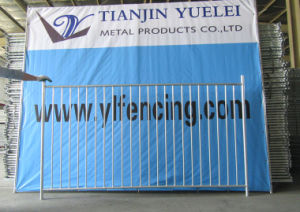 Industry Welded Metal Fence Panel/Wire Mesh Fence Panel/Temporary Fence Panel/Steel Tube Fence Panels pictures & photos