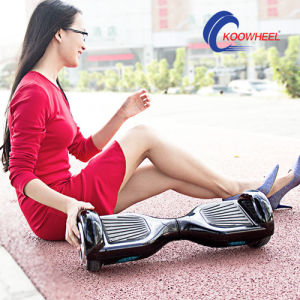 2015 Newest 2 Wheels Smart Self Balance Electric Skateboard Scooter pictures & photos