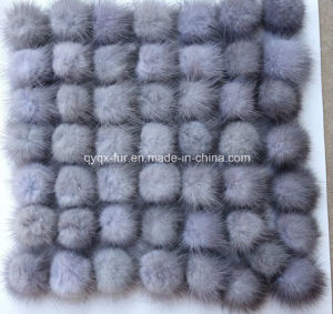 Mink Fur POM POM Use for Decoration pictures & photos