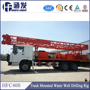 Hfc-400 Truck Mounted Borehole Drilling Rig Prices pictures & photos