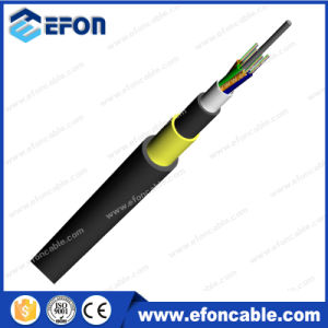24/72/96 Core Single Mode Self-Supporting ADSS Cable/Fiber Optical Cable (GYFY) pictures & photos