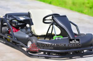 Racing Go Kart 4 Stroke 200cc Sx-G1101 (w) with Kit/ Tires/Rims Christmas Gift Gc2006 for Sale pictures & photos