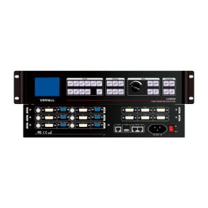 Lvs600 LED Video Seamless Switcher pictures & photos