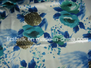 Polyester Crepe Satin Fabric pictures & photos