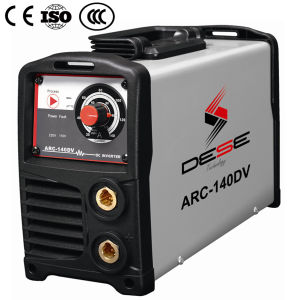 Dual-Voltage 110V/220V Stick Inverter Welding Equipment pictures & photos