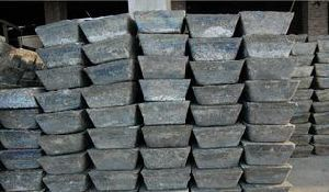 Antimony Ingot 99.65%, 99.85%, 99.90% with Lowest Price pictures & photos