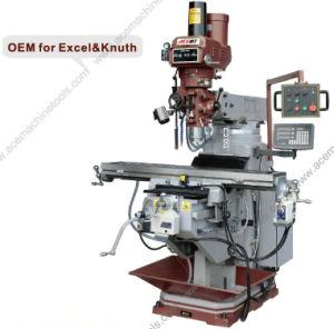 Universal Milling Machine (M25C) pictures & photos