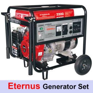Plaza Elemax Type Gasoline Generator (BH5000ES) pictures & photos