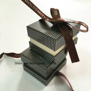 Paper Jewelry Box for Jewelries and Watches pictures & photos