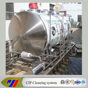 Full-Automatic Cip Cleaning Machine pictures & photos