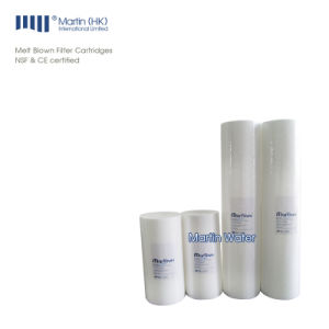 Melt Blown Filter Cartridges (SF-1005) pictures & photos