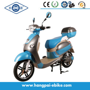 48V 350W Pedal Electric Bike Electric Scooter Blue (HP-XGW)