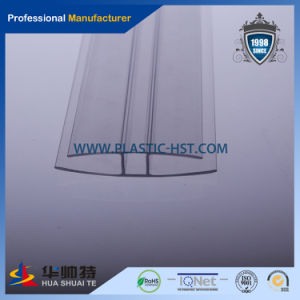 Transparent Polycarbonate Profile Solid PC Lock pictures & photos